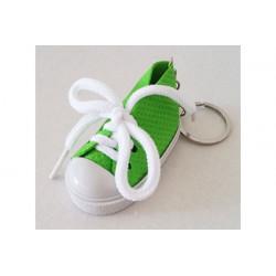 Bomboniera portachiavi Sneakers colore verde