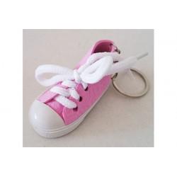 Bomboniera portachiavi Sneakers colore rosa