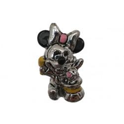 Ciondolo Argentato Minnie Disney