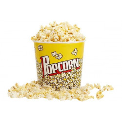 Popcorn Cup Ciotola Lt 2 cm 15x13