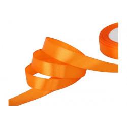 Nastro Doppio Raso Arancione 20mmx50mt