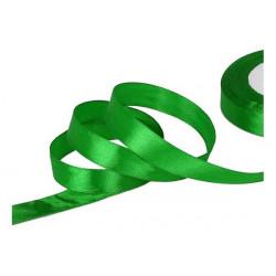Nastro Doppio Raso Verde Smeraldo 20mmx50mt