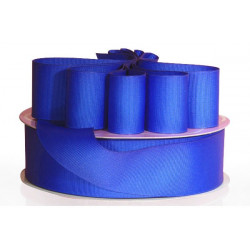 Nastro Grosgrain Royal Blue 10mmx20mt