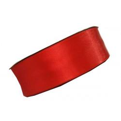 Nastro doppio raso Rosso mm40xmt50