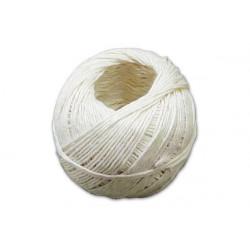 Spago candido in cotone gr 50 mm 1