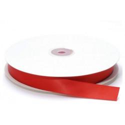 Nastro in raso rosso laurea larghezza 30mm lunghezza 30m