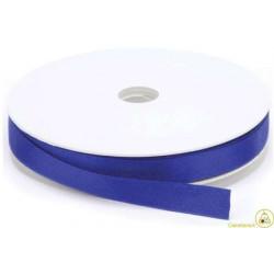 Nastro Doppio Raso Blu 6mmx50mt