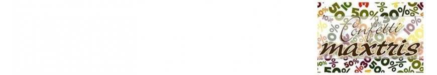Vendita Confetti Scontati Maxtris |CakeItalia Confetti Maxtris