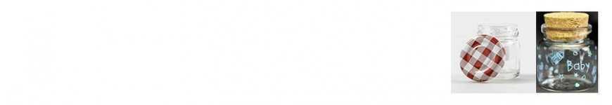 Vendita Barattolini Bomboniere Porta Confetti|CakeItalia Bomboniere
