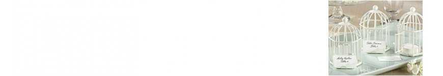 Vendita Gabbiette Portaconfetti e Portacandele |CakeItalia Bomboniere