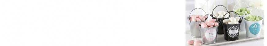 Vendita Prodotti per Bomboniere Fai da Te |CakeItalia Bomboniere