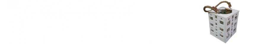 Vendita Vasi per Addobbi in Legno |CakeItalia Addobbi Party