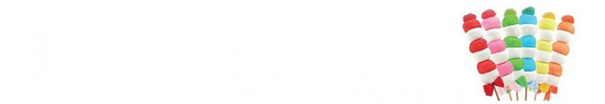 Vendita Spiedini Marshmallow |CakeItalia Caramellata