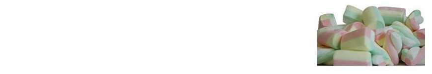 Vendita Marshmallow Tubi Treccie e Gommine |CakeItalia Caramellata