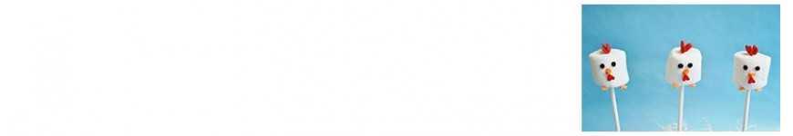 Vendita Marshmallow Mondo Animale |CakeItalia Caramellata