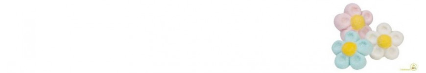 Vendita Marshmallow Fiori |CakeItalia Caramellata