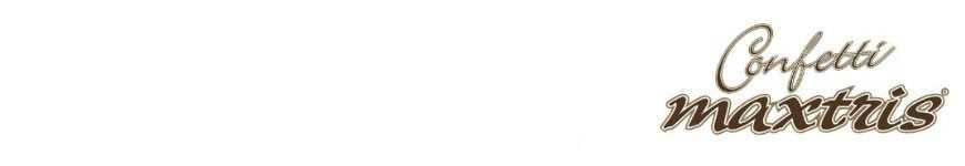 Vendita Confetti Maxtris |CakeItalia Confetti