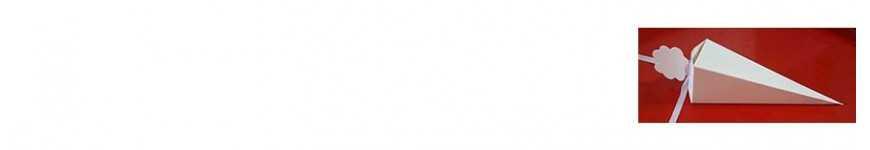 Vendita Coni in Cartoncino |CakeItalia Coni Porta Confetti e Riso