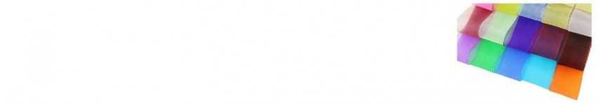 Vendita Nastri Organza 40mm |CakeItalia Nastri e Cordini