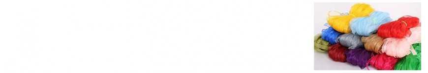 Vendita Nastri Organza 6mm |CakeItalia Nastri e Cordini