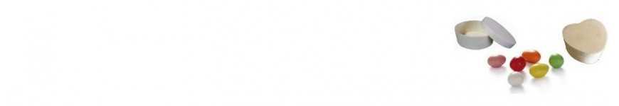 Vendita Scatoline in Legno Colorate |CakeItalia Scatoline Bomboniere