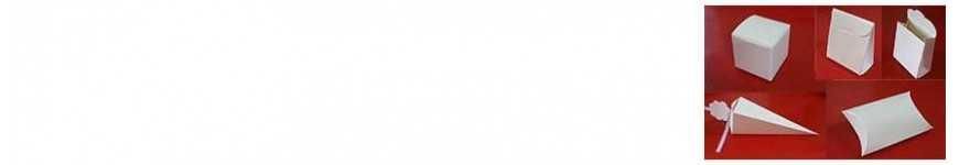 Vendita Scatoline Cartoncino Colorate |CakeItalia Scatoline Bombonier