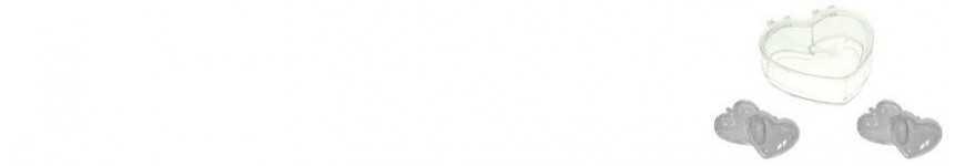 Vendita Cuore Pexiglas Appendibile |CakeItalia Scatoline Bomboniere
