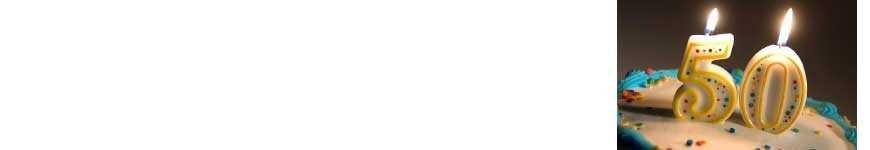 Vendita Candele Numeri 18 25 40 50 |CakeItalia Candele Per Torte