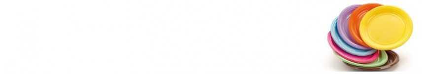 Piatti Monouso Colorati |CakeItalia Monouso per Tavola