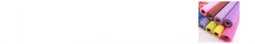 Vendita Rotoli Rete o Polycotton |CakeItalia Rotoli per Addobbi